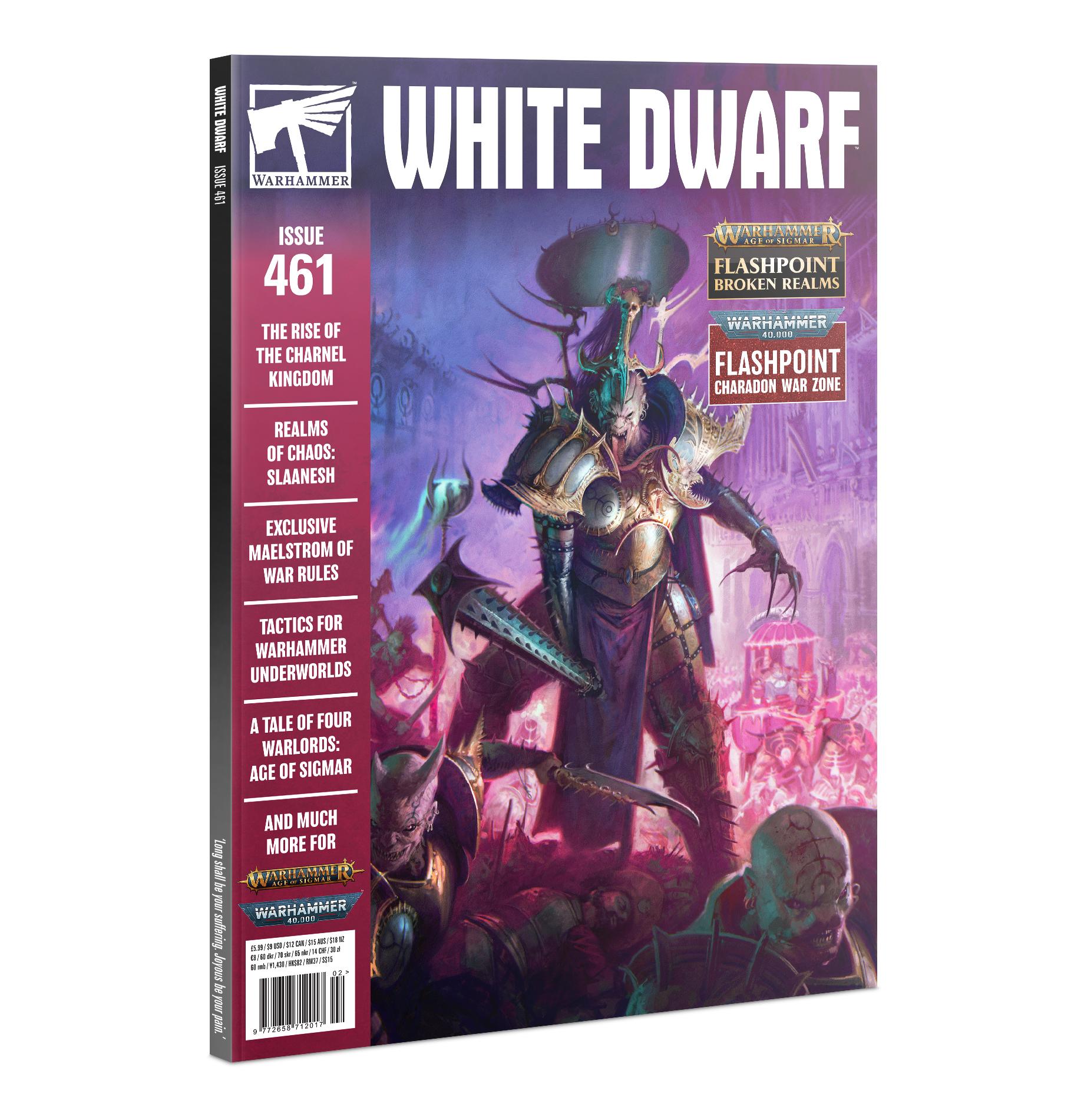 White Dwarf 461