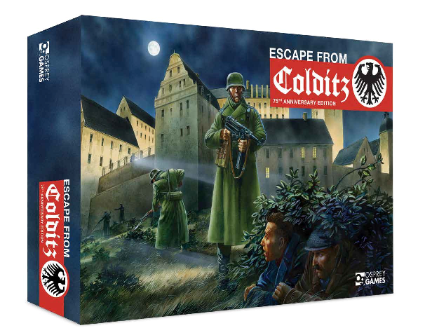 Escape From Colditz 75th Anniversary Edition