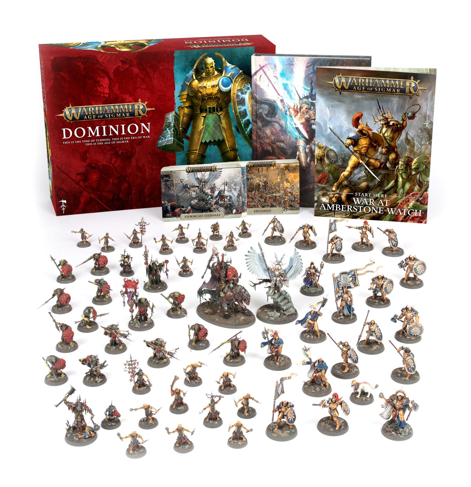 AoS Dominion - 20% Discount