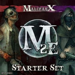 Malifaux 2nd Ed Starter Set