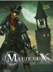 Malifaux 2nd Ed Rulebook