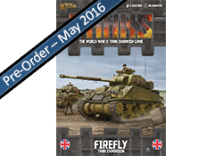 Firefly Tanks Expansion