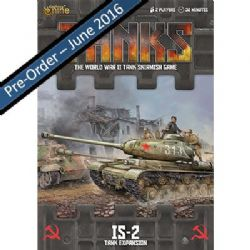 IS-2 Tanks Expansion
