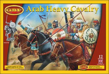 Arab Heavy Cavalry