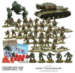 Soviet Knoflikt 47 Starter set 20% discount