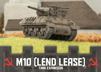 M10 Soviet Lend Lease Expansion