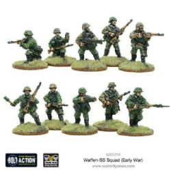 Early War Waffen SS Squad
