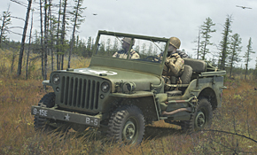 28mm Willys US MB 1/4 ton 4x4 Truck