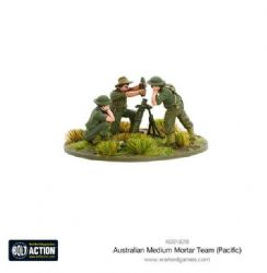 Australian Medium Mortar Team - 25% Off Black Friday