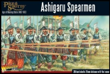 Pike & Shotte: Ashigaru Spearmen