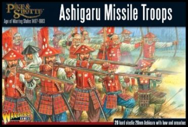 Pike & Shotte: Ashigaru Missile Troops