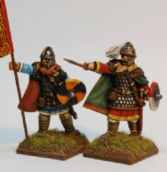 Early Saxon Chieftain