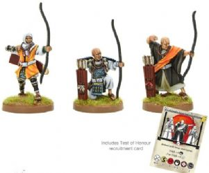 Warrior Monk Archers