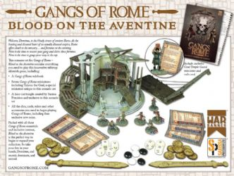 Blood on the Aventine Starter Set £31.50