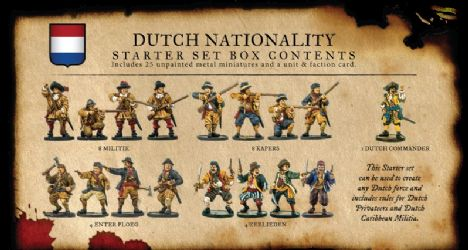 Dutch Nationality Starter Set