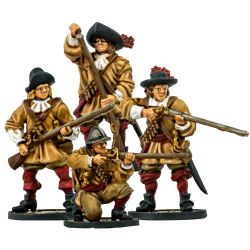 Dutch Militiie Unit