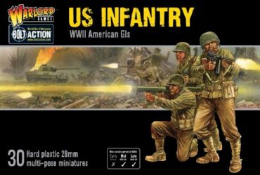 US Infantry -  WWII American GI's 25% Off Black Friday