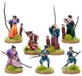 Onna-Bugeisha of Asakura Box Set