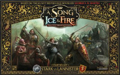 A Song of Ice and Fire core game