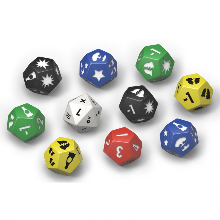 Fallout: Accessories: Extra Dice Set