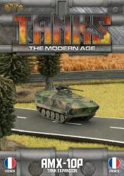 French AMX-10 Tanks Expansion