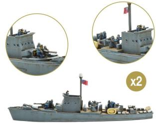 US Coastal Cutter Subchaser - 20% off
