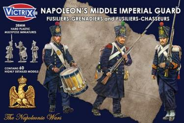 Napoleons French Middle Imperial Guard