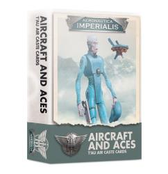 Aeronautica Imperialis:  Aircraft & Aces Tau Air Caste Cards