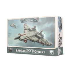 Aeronautica Imperialis:  Tau Air Caste Barracuda Fighters