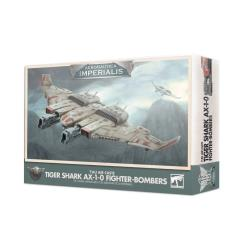 Aeronautica Imperialis:  Tau Tiger Shark AX 1-0 Fighter Bombers