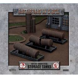 Gothic Industrial Tanks