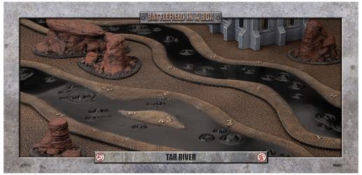 Tar River (6ft)