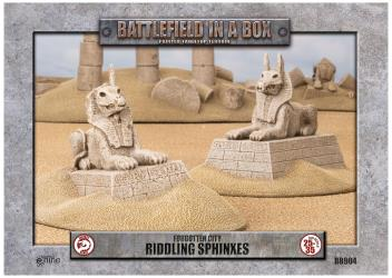 Forgotten City - Riddling Sphinxes