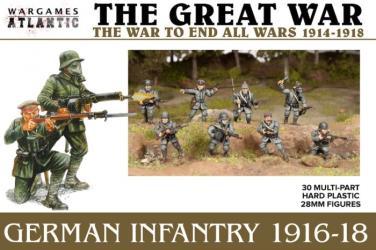 Germans 1916-18