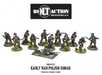 Early War Polish Squad