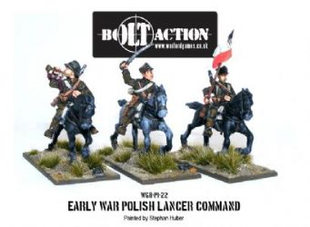 Early Polish Cavalry Command