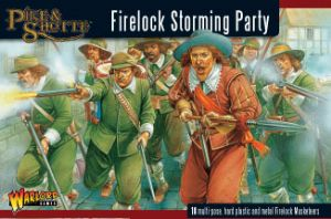 Firelock Storming Party