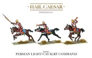 Persian Light Cavalry Command