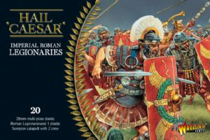 Imperial Roman Legionaries and Scorpion boxed set