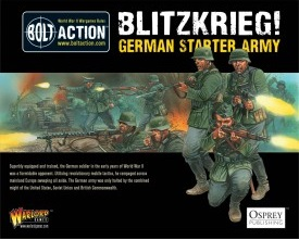 Blitzkrieg German Army - 25% Off Black Friday