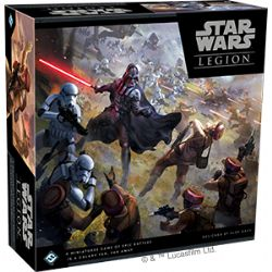 Star Wars Legion. Coming 2018. 20% discount.