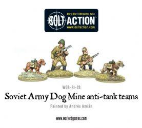 Soviet Dogs