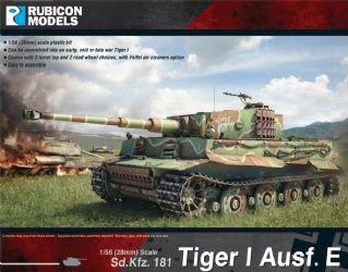 Tiger 1 E