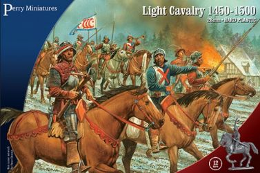 Light Cavalry 1450 - 1500