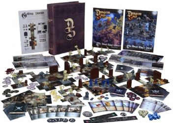 Dungeon Saga: The Dwarf King&#39s Quest - 5 available