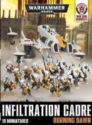 Infiltration Cadre - 2 Left