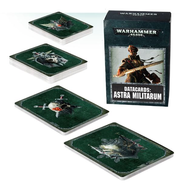 Data Cards: Astra Militarum