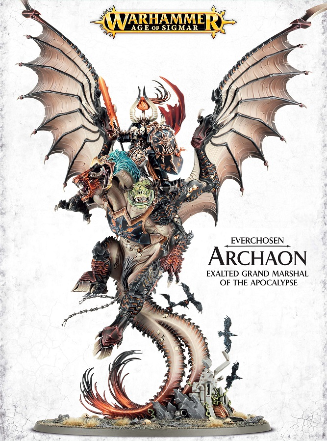 Archaon, Exalted Grand Marshal of the Apocalpse