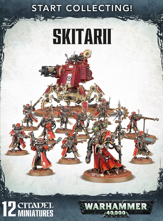 Start Collecting! Skitarii/Cult Mechanicus