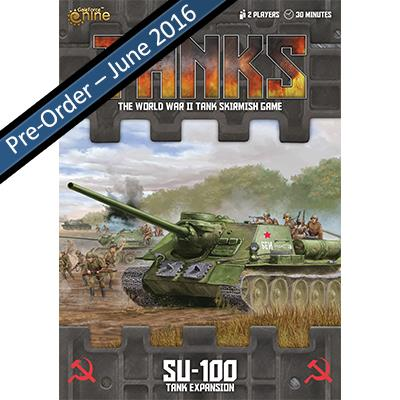 SU-100 Tanks Expansion